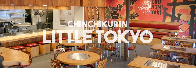 HIROSHIMA STYLE OKONOMIYAKI | CHINCHIKURIN