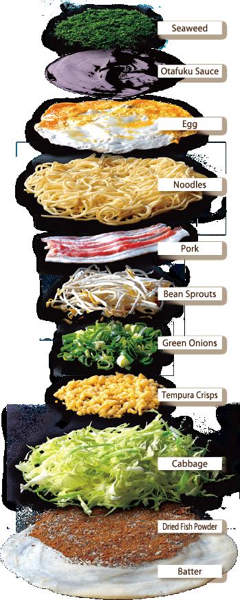 Okonomiyaki Layer