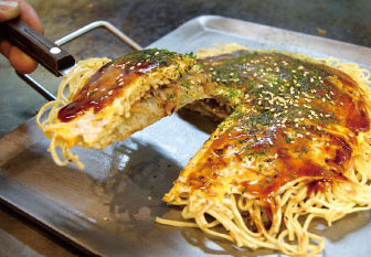 What is Okonomiyaki